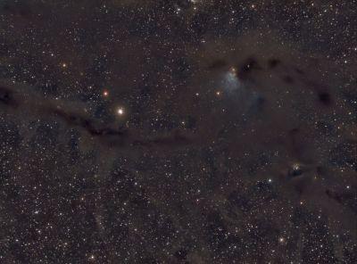 B7, B10, B211 - астрофотография