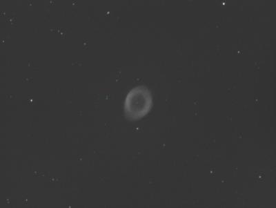 DSS M57 Star Detection problem - астрофотография