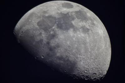 Луна 19.06.2021 - астрофотография