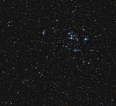 M47 & NGC2425 - астрофотография