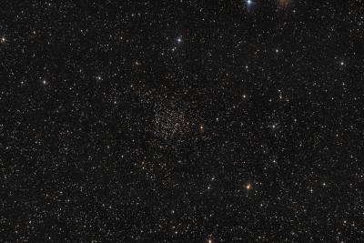 NGC7789 Роза Каролины - астрофотография