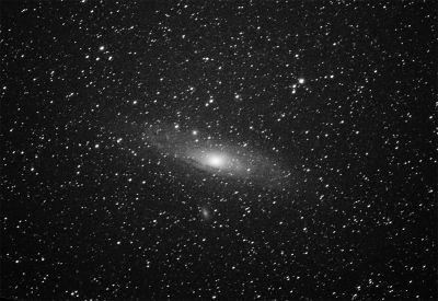 M31 andromeda - астрофотография