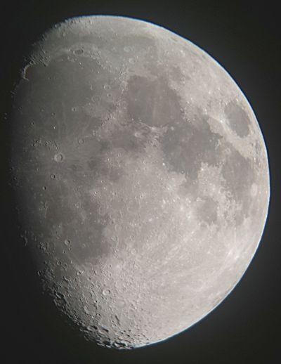 Moon 20-06-2021 - астрофотография
