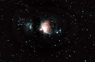 M42 - Orion Nebula first try - астрофотография