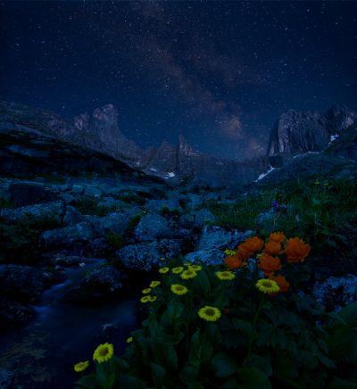 cielo de otoño - астрофотография