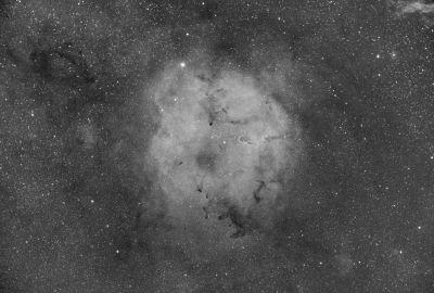 IC 1396 - астрофотография