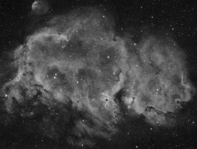 IC 1848  - астрофотография