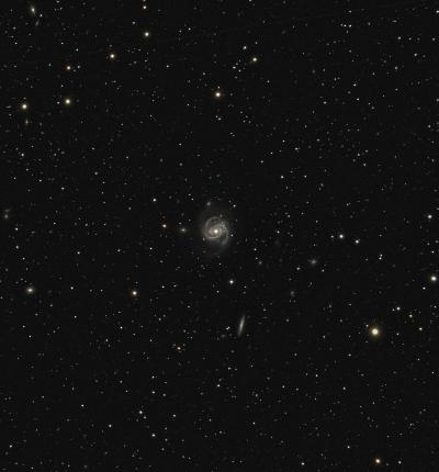 M 100 - астрофотография