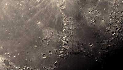 Луна. 10.08.2020 - астрофотография