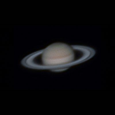 Сатурн 20.06.2021 01:50 МСК - астрофотография