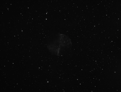 M27 Dumbbell Nebula. SII 672nm (Draft) - астрофотография