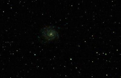 M101 -Вертушка - астрофотография