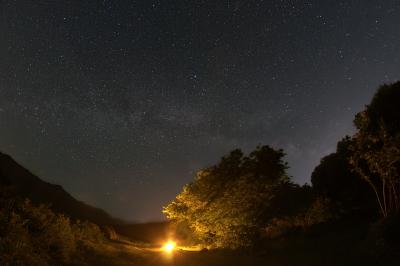 Отель тысячи звёзд, часть вторая - астрофотография