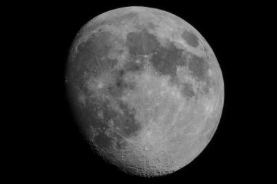 Луна 16.04.2019 - астрофотография