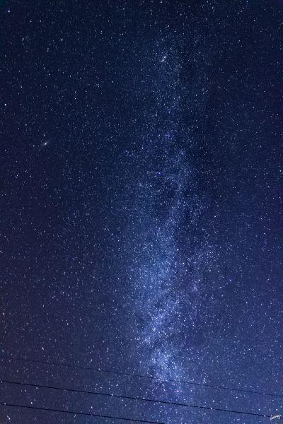 The Way of a Dream - астрофотография