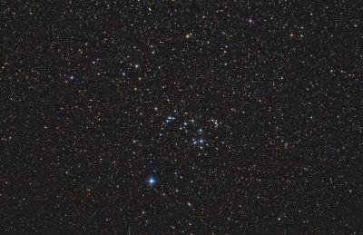 NGC6633 - астрофотография