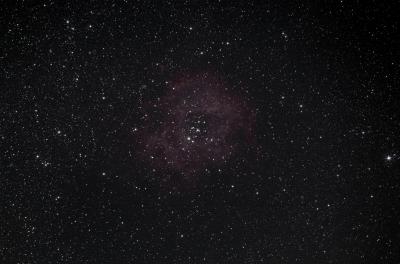 NGC 2244 - астрофотография