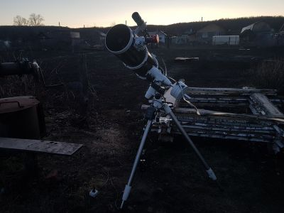 Оборудование - астрофотография