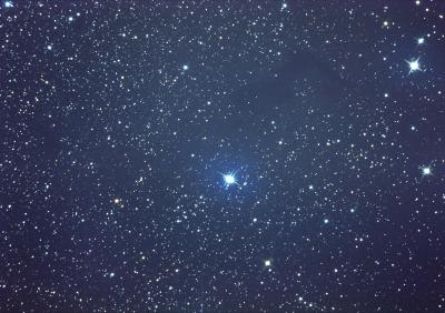 Cepheus Dust - астрофотография