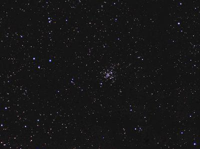 M41 или скопление «Малый Улей» - астрофотография