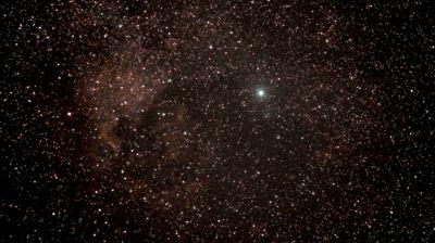 Эмиссионная туманность Северная Америка. - астрофотография