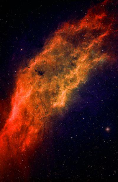 Калифорния - астрофотография