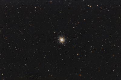 M92 - астрофотография