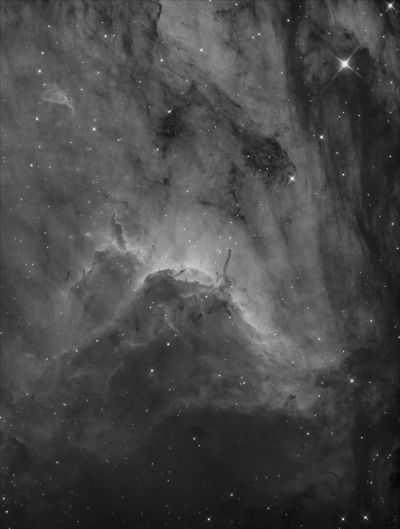 IC5070 - астрофотография
