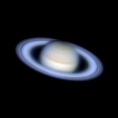 Saturn  - астрофотография