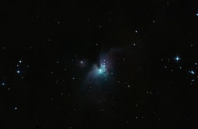 Orion nebula M42 - астрофотография