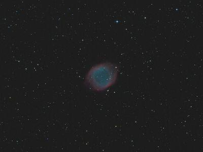 Helix Nebula - NGC7293 - астрофотография