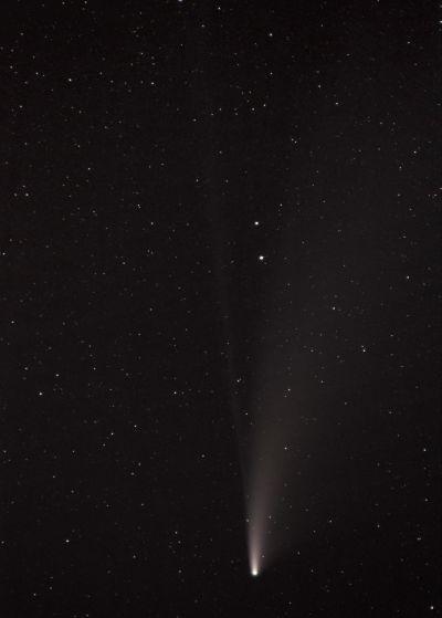 C/2020 F3 NEOWISE  - астрофотография