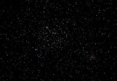 M35 and NGC2158 - астрофотография