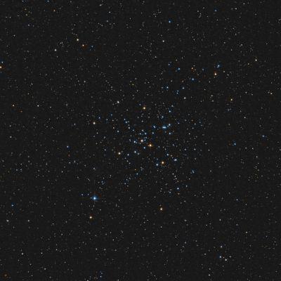 M41 - NGC2287 - астрофотография