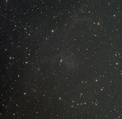 NGC 918 - астрофотография