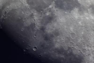 Кратер Коперник и его окрестности 19.06.2021 - астрофотография