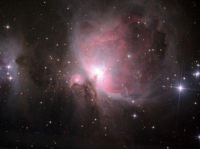M42 Туманность Ориона - астрофотография