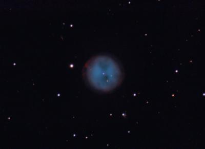 M97 - Owl Nebula - астрофотография