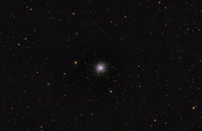 M13 19-07-2020 - астрофотография