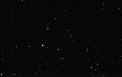 M97 - астрофотография