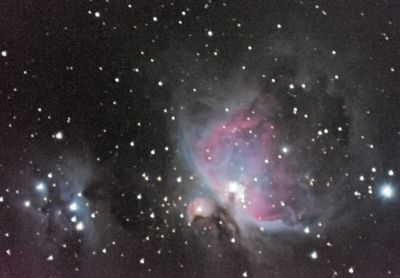 М42 - астрофотография