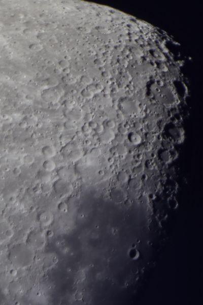 Кратер Клавий и его окрестности 19.06.2021 - астрофотография