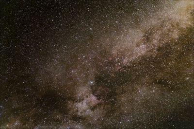 Млечный Путь - астрофотография