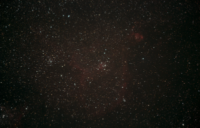 IC1805 - астрофотография