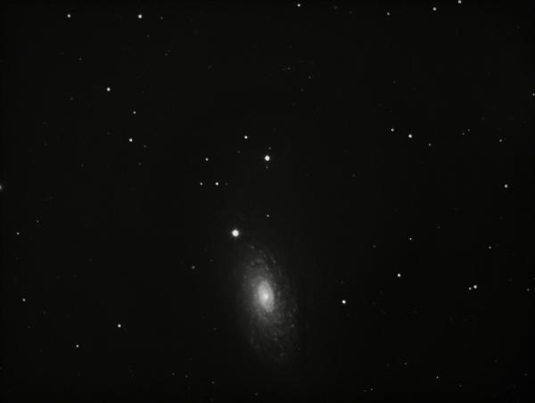 M63 Галактика Подсолнух - астрофотография