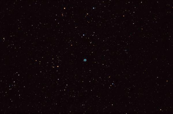 M57, NGC6720 - астрофотография