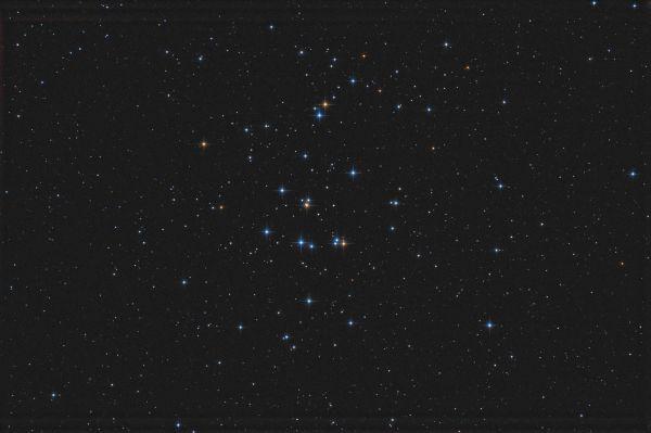 Praesepe (Ясли) - M44 - астрофотография