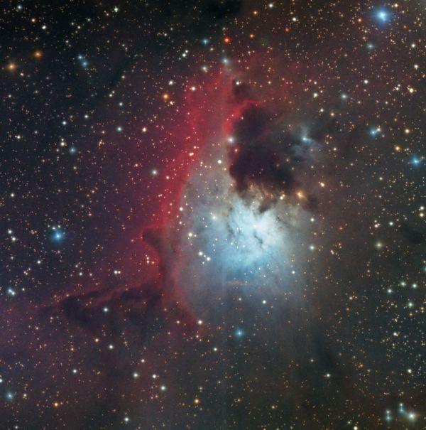 NGC 2626 - астрофотография