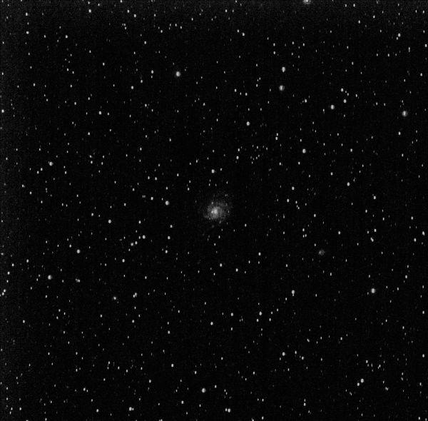 M101 - астрофотография