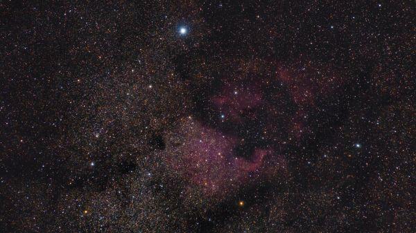 North America Nebula - астрофотография